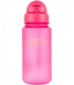 фото Бутылка для воды спортивная Uzspace (400ml) розовая (3024PK) #3