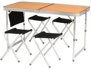 Стол со стульями Easy Camp Belfort (00000043329)