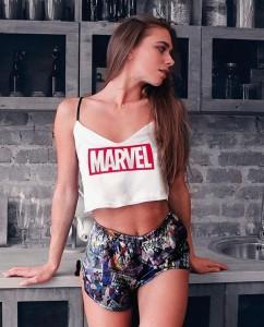 фото Пижама Swatti 'Marvel'(XS-S) #3