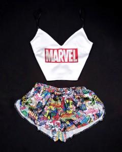 фото Пижама Swatti 'Marvel'(XS-S) #2