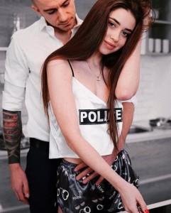 фото Пижама Swatti 'Police' (M-L) #7