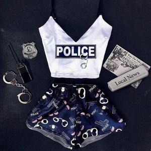 фото Пижама Swatti 'Police' (M-L) #4
