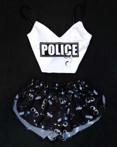 фото Пижама Swatti 'Police' (M-L) #2