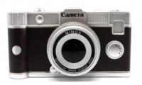 Подарок Копилка 'Фотокамера', черная (p338)