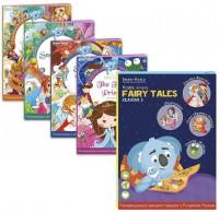 Набір Розумних Казок Smart Koala 'Fairy Tales. Season 2 / Світові класичні казки. Cезон 2' (4 книги)