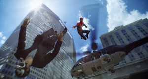 скриншот Marvel Spider-Man PS4 - Человек-паук. Издание 'Игра года' - русская версия #5