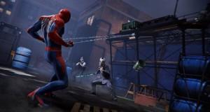 скриншот Marvel Spider-Man PS4 - Человек-паук. Издание 'Игра года' - русская версия #3