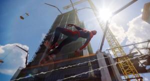 скриншот Marvel Spider-Man PS4 - Человек-паук. Издание 'Игра года' - русская версия #4