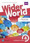 Книга Wider World 4 Students' Book with MyEnglishLab Pack