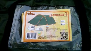 фото Палатка Totem Carriage (TTT-016) #4