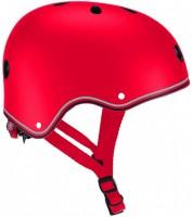 Шлем защитный детский Globber с фонариком 48-53 см (XS/S) Красный  (4897070184404)