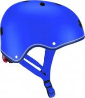 Шлем защитный детский Globber с фонариком 48-53 см (XS/S) синий (4897070184381)