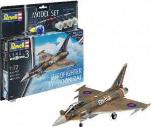 Сборная модель Revell Истребитель Еврофайтер Тайфун. Масштаб 1:72 (4009803639000)