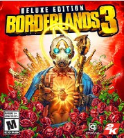 Игра Ключ для Borderlands 3 Deluxe - UA