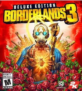 Игра Ключ для Borderlands 3 Deluxe - UA