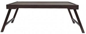 фото Столик для завтрака UFT Eco-wood Black Chocolate #2