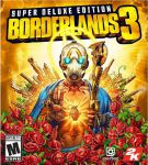 Игра Ключ для Borderlands 3 Super Deluxe - RU