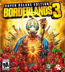 Игра Ключ для Borderlands 3 Super Deluxe - RU
