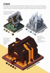 фото страниц Minecraft. Довідник Архітектора #4