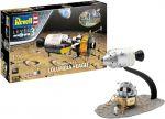 Сборная модель Revell Командный модуль Колумбия и лунный модуль Орел миссии Аполлон 11 масштаб 1:96 (4009803895239)