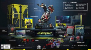 скриншот Cyberpunk 2077 Collector's Edition PS4 #9