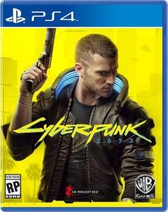 игра Cyberpunk 2077 Collector's Edition PS4