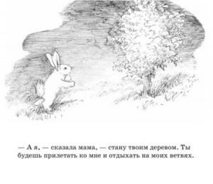 фото страниц Как зайчонок убегал #4