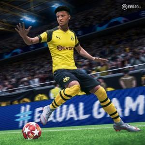 скриншот FIFA 20 PS4 - русская версия #30