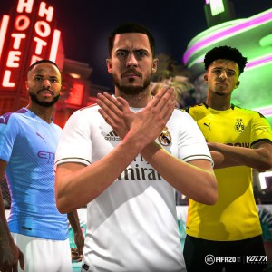скриншот FIFA 20 PS4 - русская версия #28
