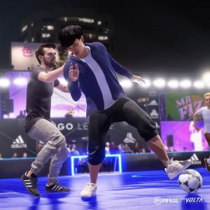 скриншот  Ключ для FIFA 20 - UA #25