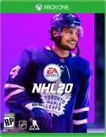 игра NHL 20 Xbox One  - русская версия