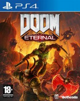 игра DOOM Eternal PS4 - русская версия