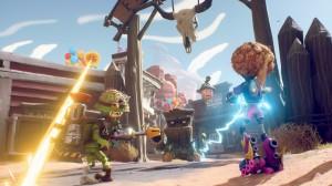 скриншот Plants vs. Zombies: Битва за Нейборвиль PS4 - Русская версия #7