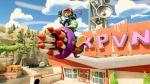скриншот Plants vs. Zombies: Битва за Нейборвиль PS4 - Русская версия #9