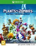 игра Plants vs. Zombies: Битва за Нейборвиль Xbox One  - Русская версия