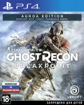 игра Tom Clancy's Ghost Recon: Breakpoint. Auroa Edition PS4 - Русская версия