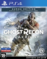 игра Tom Clancy's Ghost Recon: Breakpoint. Aurora Edition PS4 - Русская версия