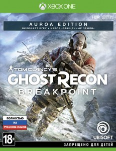 игра Tom Clancy's Ghost Recon: Breakpoint. Aurora Edition Xbox One  - Русская версия