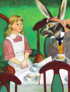 фото страниц Алиса в Стране Чудес #4