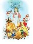 фото страниц Алиса в Стране Чудес #8