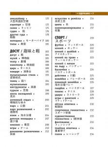 фото страниц Японско-русский визуальный словарь #8