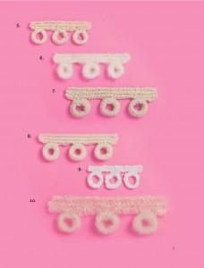 фото страниц Эксклюзивные узоры для вязания спицами #8