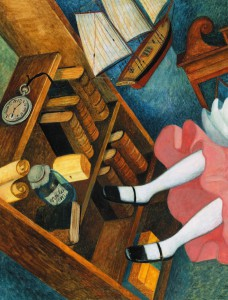 фото страниц Алиса в Стране Чудес #13