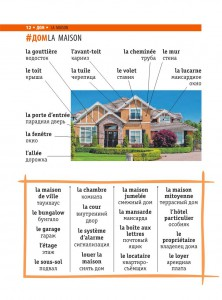 фото страниц Французско-русский визуальный словарь #13