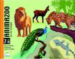 Настольная игра Djeco 'Зоопарк' (DJ05188)