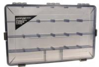 Коробка для приманок DAM Effzett Waterproof Lure Case L 36х23x5см (52652)