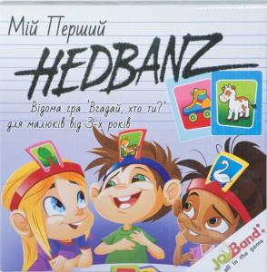 Настільна гра JoyBand Мій перший Hedbanz (86800)