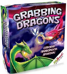 Настільна гра JoyBand Приборкання драконів (90200Т)