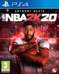 игра NBA 2K 20 PS4