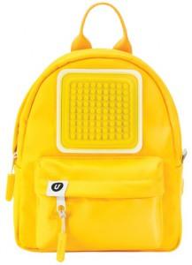 Рюкзак Upixel 'Funny Square' XS, желтый (WY-U18-004F)